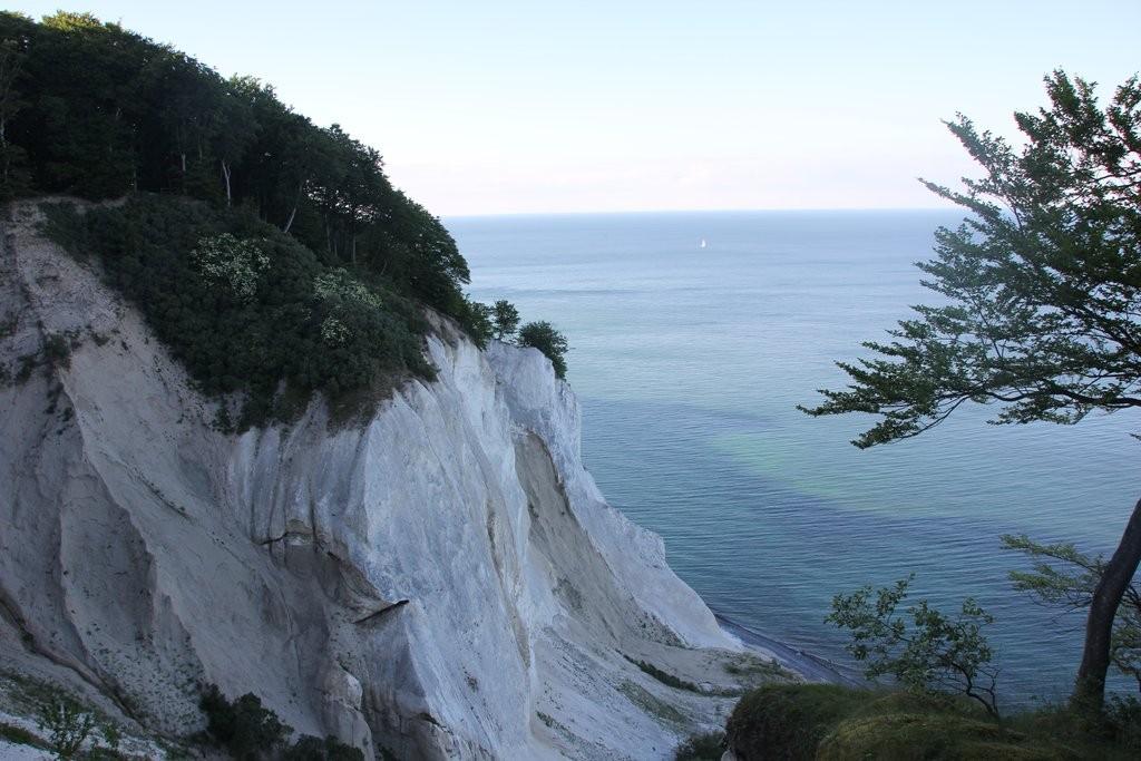 the cliffs of mon